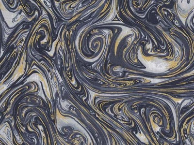 05m BW Marble Metallic Clay grau