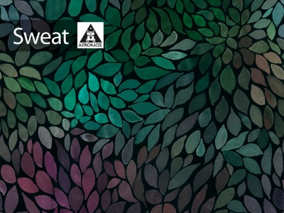 05m Sommersweat ColorLeaves mystic nature by