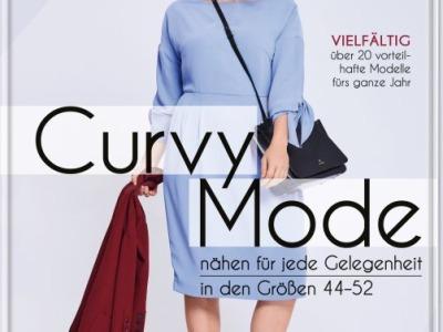 Buch Curvy Mode Nähen für Jede