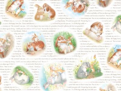 05m BW Honey Bunny by Sleeping