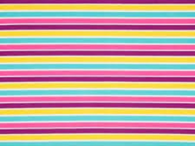 05m Jersey Stripes Streifen lila pink