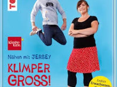 1Buch Nähen mit Jersey für Kinder