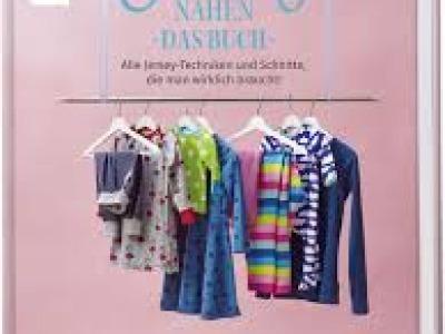 1Buch Jersey Nähen - Das Buch