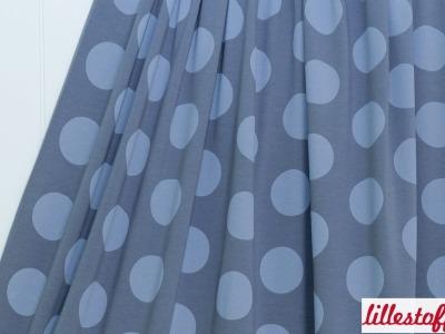 05m Lillestoff Jersey Big Dots Punkte