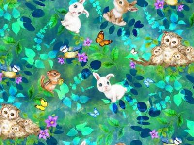 025m BW Bunny Meadows Flora Fauna