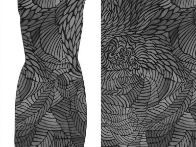 05m Bio Jersey Fossilia -Graphit- by