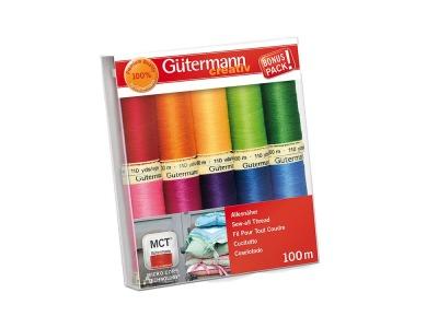 Set Gütermann Alles-Näher Value Pack 10x100m