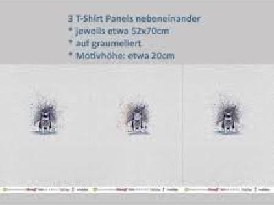 Panel Lillestoff Jersey Monterheld by susalabim