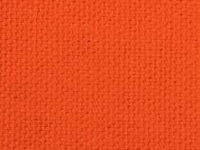 05m Canvas Uni orange Auch in