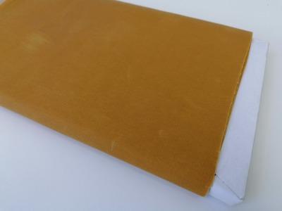 025m Oilskin uni senf gelb
