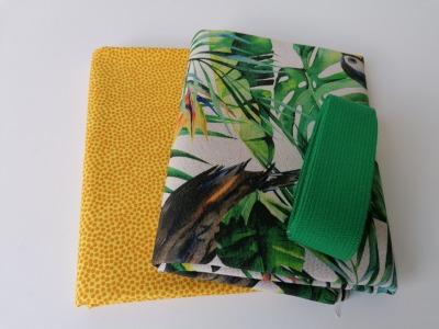 Materialpaket DIY Einkaufstasche Shopper Heinrich Palme