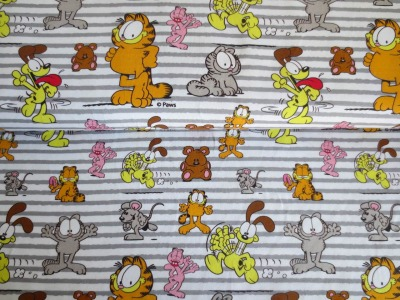 05m Jersey Garfield and Friends weiß