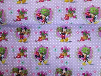 05m Jersey Mickey und Minnie Mouse