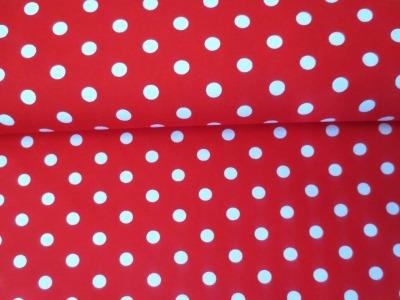 05m BW rot Punkte Big Dots