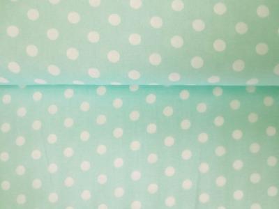 05m BW mint Punkte Big Dots