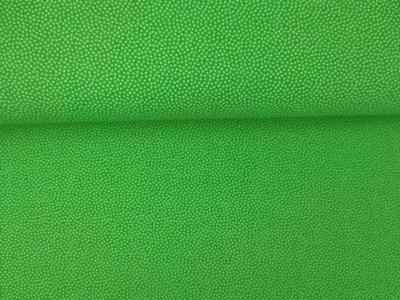 05m BW mittelgrün Microdots Punkte Auch
