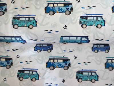 05m Jersey Bus Camper Auto Anker