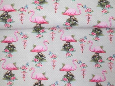 05m Jersey Flamingo Kolibri Laterne hellgrau