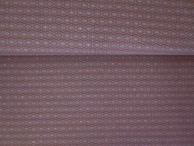 05m Jersey SAM Rauten mit Glitterpunkten