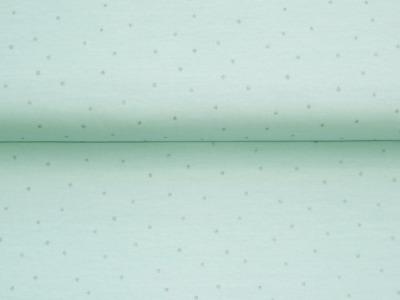05m Jersey RICO Kleine metallic Punkte