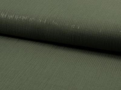 05m Musselin Baumwolle Double Gauze Lurex
