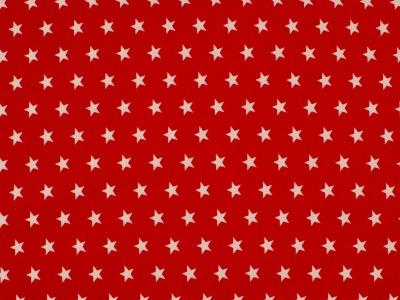 05m BW rot Sterne Petit Stars