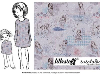 05m Lillestoff Jersey Kinderliebe by susalabim