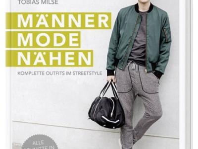 Buch Männer Mode nähen Komplette Outfits