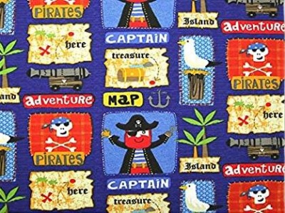 05m Jersey Pirates Adventure Piraten Schatzsuche