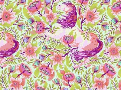 05m BW Tula Pink Pinkervill Imaginarium