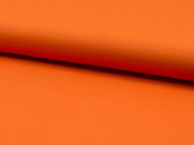 05m Baumwolle Uni orange 033 Auch