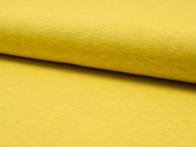 05m Jersey uni meliert gelb 031