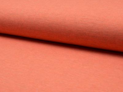 05m Jersey uni meliert orange 034