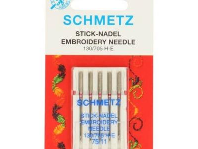 1Pck Stick-Nadeln für die Stickmaschine von