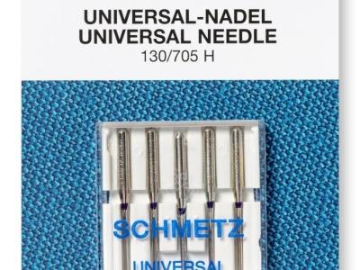 1Pck Universal-Nadeln für die Nähmaschine von