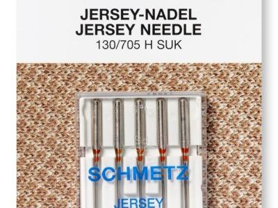 1Pck Jersey-Nadeln für die Nähmaschine von