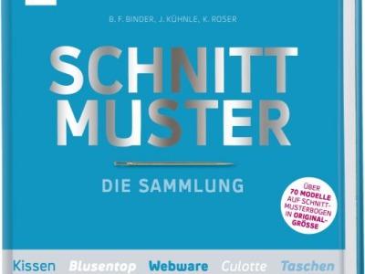 Buch Schnittmuster Die Sammlung Mit Schnittmusterbogen