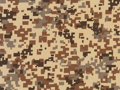 025m BW Robert Kaufmann Camo Camouflage
