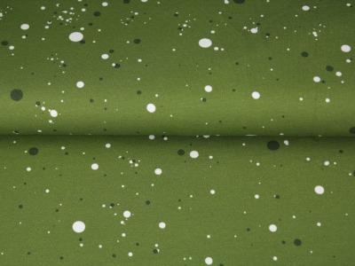 05m Sweat Schnee Kombistoff Eule grün