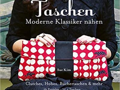 Buch Taschen Moderne Klassiker nähen Projekte