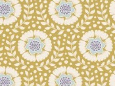 05m BW Tilda Wheatflower dijon Blumen