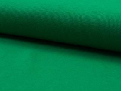 05m Bündchen grün gras mittelgrün glatt