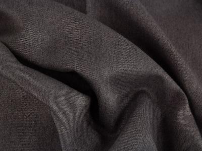 0 5m Taschenstoff ROM Canvas dunkelgrau antrazith