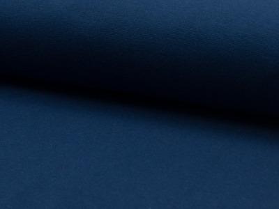 05m Bündchen glatt indigo blau 008