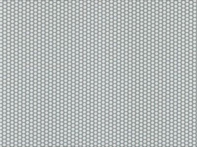 05m beschichtete Baumwolle Fresh Dots grau