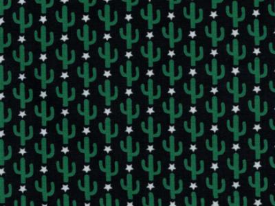 05m Sweat Cactus Blossom schwarz grün