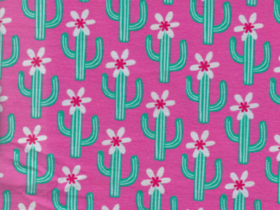 05m Sweat Cactus Blossom pink grün