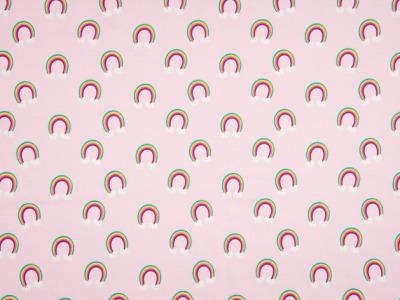 Jersey Regenbogen Rainbow rosa pink bunt