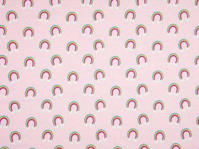 Jersey Regenbohen Rainbow rosa pink bunt