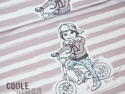 Rapport Jersey Coole Jungs Biker Nikiko
